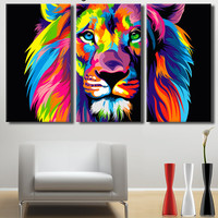 A lion, lion picture, lion art, Lion Canvas, beautiful lion, lion print, contemporary art, lion face, Lion wall decor, pictorial art lion