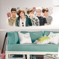 One Direction 1D Peel and Stick Wall Graphix