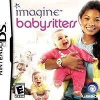 Imagine Babysitters for Nintendo DS