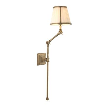 Gold Shaded Wall Lamp | Eichholtz Brunswick