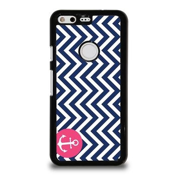 ANCHOR MONOGRAM 2 Google Pixel Case Cover