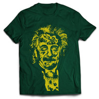 Zombie Einstein T-Shirt Halloween