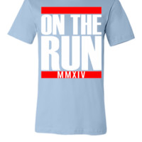 on the run beyonce - Unisex T-shirt