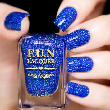 Fun Lacquer Be Bold Nail Polish (Rafinails Collection)