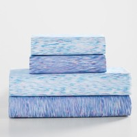 ivivva Static Tweed Jersey Sheet Set