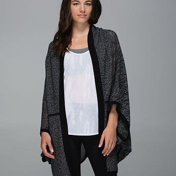 veda wrap | women's jackets and hoodies | lululemon athletica