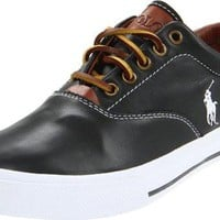 Polo Ralph Lauren Men's Vaughn Leather Sneaker