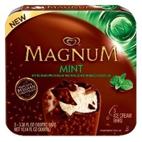 Magnum Mint Ice Cream Bar 3 pack