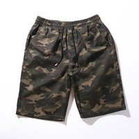 Men's Fashion Casual Stylish Fashion Strong Character Camouflage Pants [10199578183]