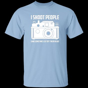 Shoot People T-Shirt