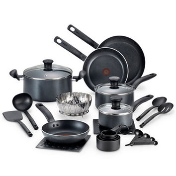 T-Fal Occasion 18-Pc. Cookware Set - Cookware - Kitchen - Macy's