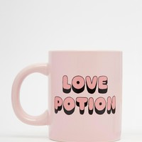 Ban.Do Valentines Hot Stuff Ceramic Mug