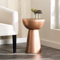 Mercury Row Metal End Table