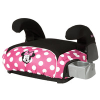Disney® Deluxe Belt-Positioning Booster (Minnie Dot) BC082BZE