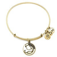 Alex and Ani Cape Cod Charm Bangle - Russian Gold