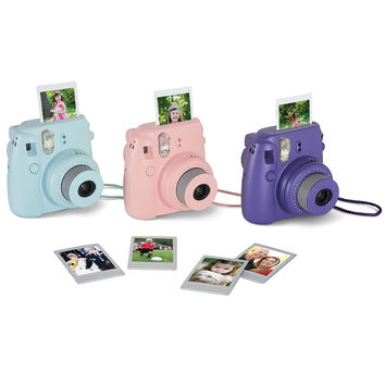 The Instant Mini Photo Printing Camera