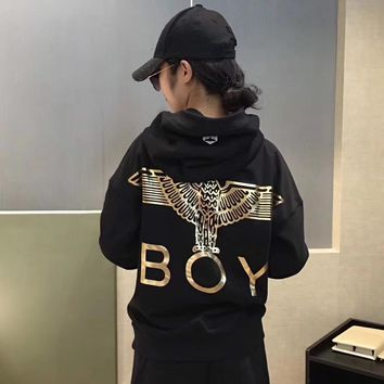 Boy London Woman Men Fashion Hoodie Top Sweater Pullover