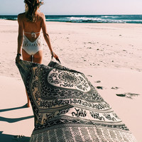 The Bohemian Spirit Collective - Blessing Mandala Throw