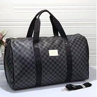 LV Women Leather Multicolor Luggage Travel Bags Tote Handbag Shoulder Bag