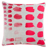 Pink Palette Pillow