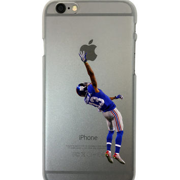 Odell Beckham Jr iPhone 6,6s,7 Phone Case One Handed Catch***(Iphone 7 Case Upon Request Please Leave Note On Purchase)***