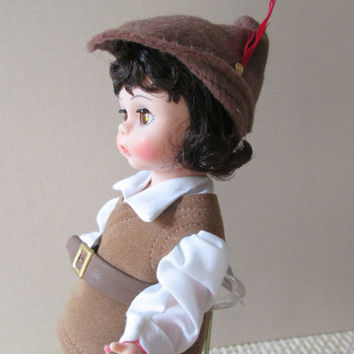 Madame Alexander Robin Hood Doll from the Storybook Series 1989-1991