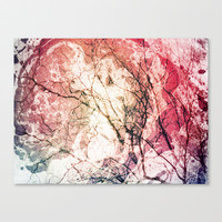 Branches Stretched Canvas by JK1983