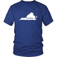 State T Shirt - Sweet Home Virginia