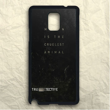 Movie Detective Quotes Samsung Galaxy Note 3 Case