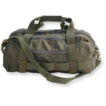 Sea-Washed Canvas Duffle: Duffle Bags | Free Shipping at L.L.Bean