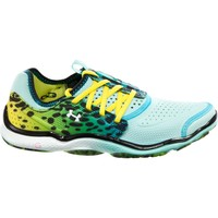 Under Armour Micro G Toxic Six Running Shoes Womens
