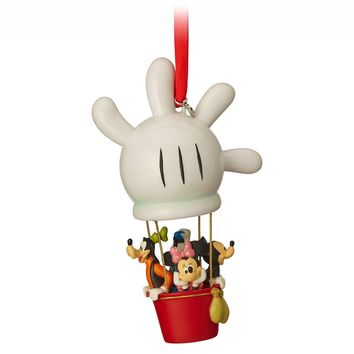 Disney 2018 Mickey Mouse and Friends Clubhouse Sketchbook Ornament New with Tags
