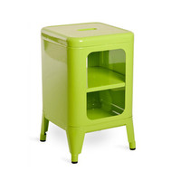 Store & Sit Space Saver - Green
