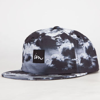 Imperial Motion Float Mens Snapback Hat Grey/White One Size For Men 23975997501