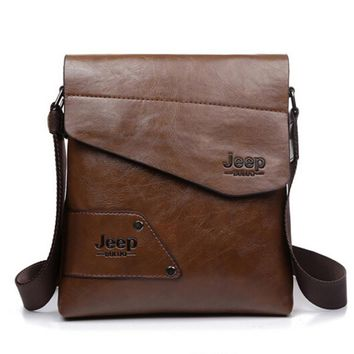 Bag men messenger bags top leather bag briefcase designer high quality shoulder bag