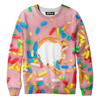 Sprinkle Me Pink Sweatshirt - READY TO SHIP