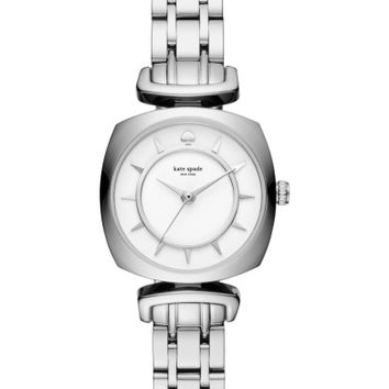 kate spade new york barrow leather strap/bracelet watch, 24mm | Nordstrom