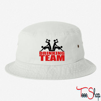 Drinking Party Team bucket hat