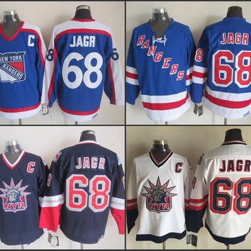 super popular 53b15 11d4e new york rangers statue of liberty jersey for sale