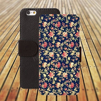 iphone 5 5s case dream flowers colorful iphone 4/4s iPhone 6 6 Plus iphone 5C Wallet Case,iPhone 5 Case,Cover,Cases colorful pattern L388