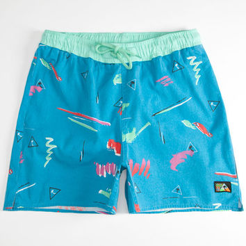 Catch Surf Perfect 10 Mens Boardshorts Blue  In Sizes