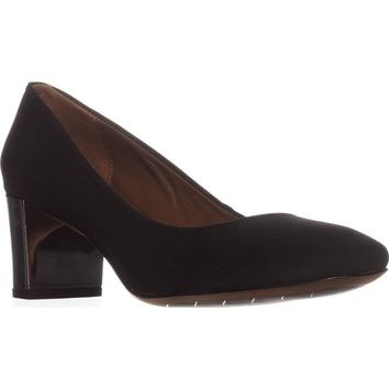 Donald J Pliner Corin Dress Pumps, Black, 8.5 US