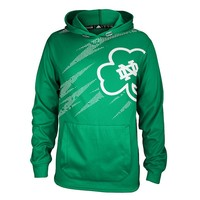 adidas Notre Dame Fighting Irish Aftershock Performance Hoodie - Men