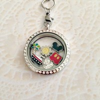 Dcl Cruise inspired locket