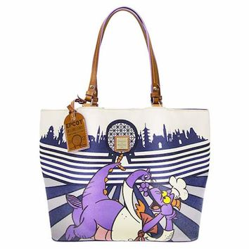 Disney Parks 2017 Food & Wine Figment Chef Dooney & Bourke Tote New with Tags