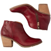Leather Ankle Boot from Hanna Andersson