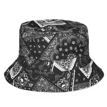 5df6ded244f Paisley Bandana Adult Unisex Black   White Casual Summer Beach F