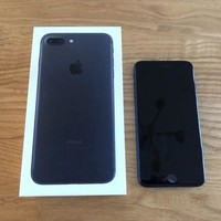 ONETOW Apple iPhone 7 Plus - 128GB - Black (Unlocked)