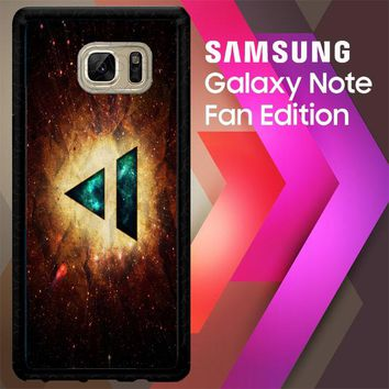 30 Seconds To Mars 2 V0622 Samsung Galaxy Note FE Fan Edition Case