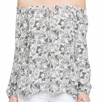 Sanctuary Sadie Off the Shoulder Top | Nordstrom